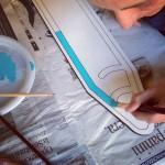 è nostra icone | pittura matita