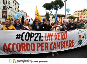 Climate march rome 02