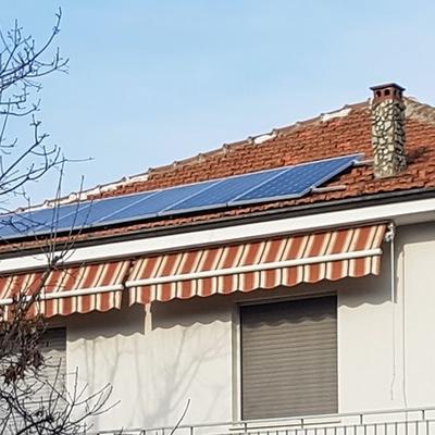 Efficiente, rinnovabile e quasi nuova. La seconda vita di una casa